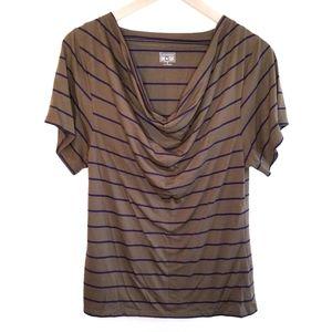 3/$15 Converse Classic Casual Striped Tee Shirt